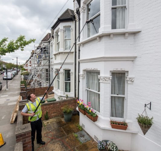 Residential Window Cleaning London